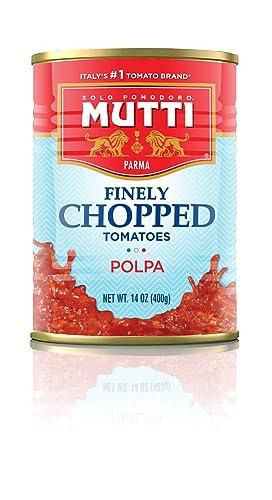 Mutti Drobno pokrojone pomidory