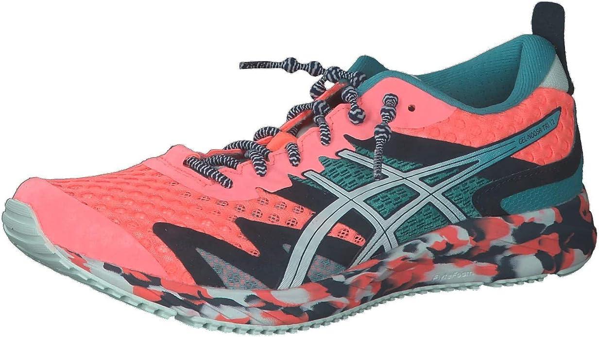 ASICS Gel-Noosa Tri 12, Zapatillas para Correr Mujer: Amazon.es: Zapatos y complementos