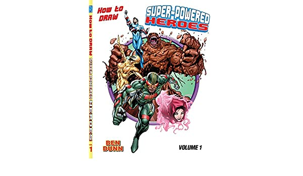 How to Draw Super-Powered Heroes (English Edition) eBook ...