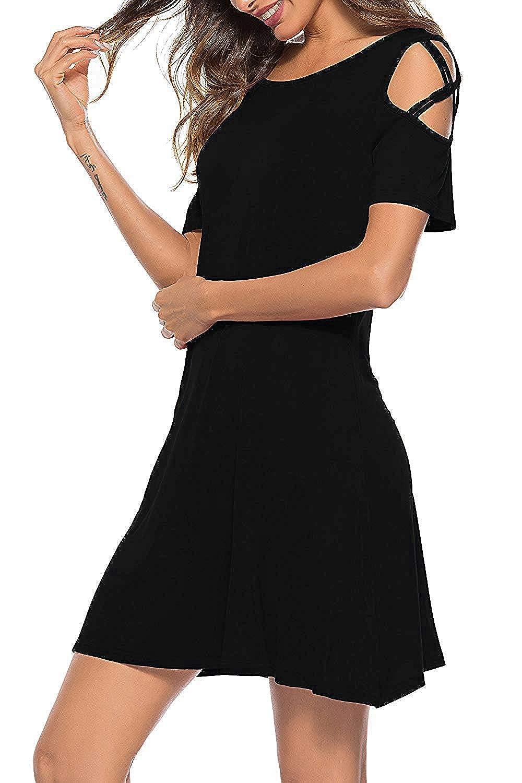 b5e9506a28e9a Top 10 wholesale Cold Shoulder Dress Size 14 - Chinabrands.com