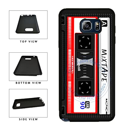 Amazon.com: BleuReign(TM) Mixtape TPU RUBBER SILICONE Phone ...