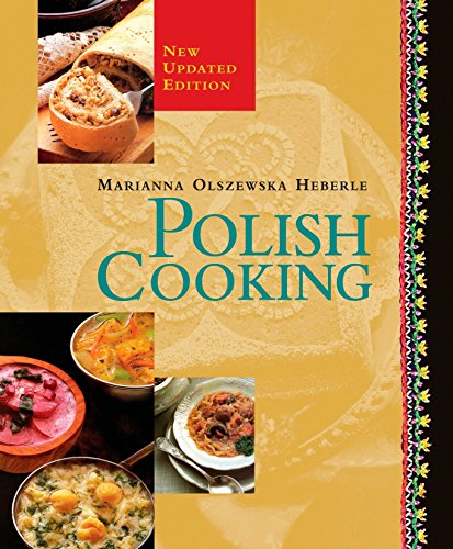 Polish Cooking: Updated Edition by Marianna Olszewska Heberle
