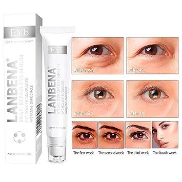 Amazon.com: Crema de ojos, antienvejecimiento – hidratante ...