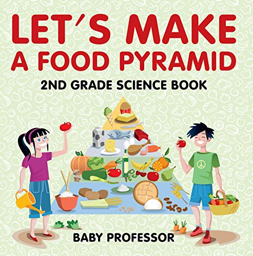 (Let's Make A Food Pyramid: 2nd Grade Science Book | Children's Diet & Nutrition Books Edition)