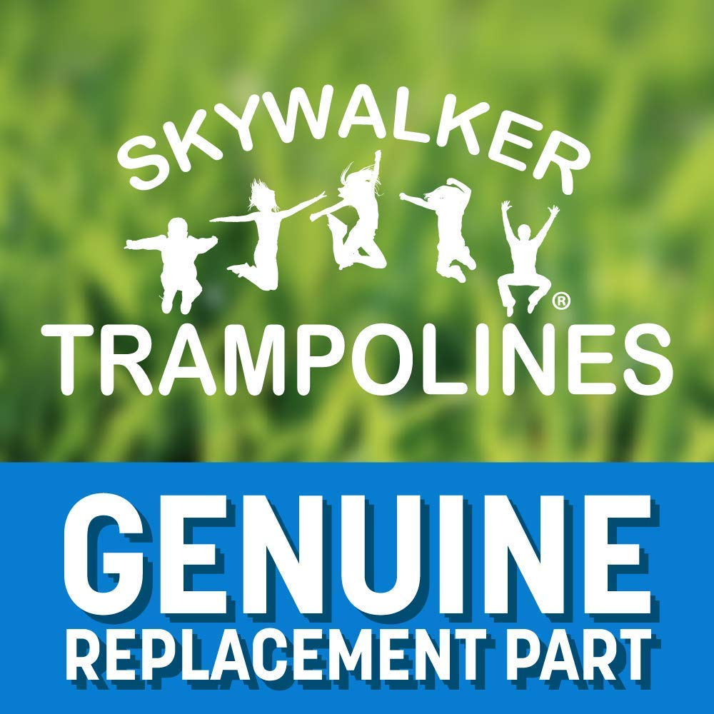 Skywalkers Trampolines Safety Pad 9x15 ft Replacement Parts Accesories. 9'x15' Rectangle Spring Blue Vinyl-Coated for Trampoline. Ultra High UV Protection. Compatibility STRC915 by Skywalkers Trampolines (Image #4)