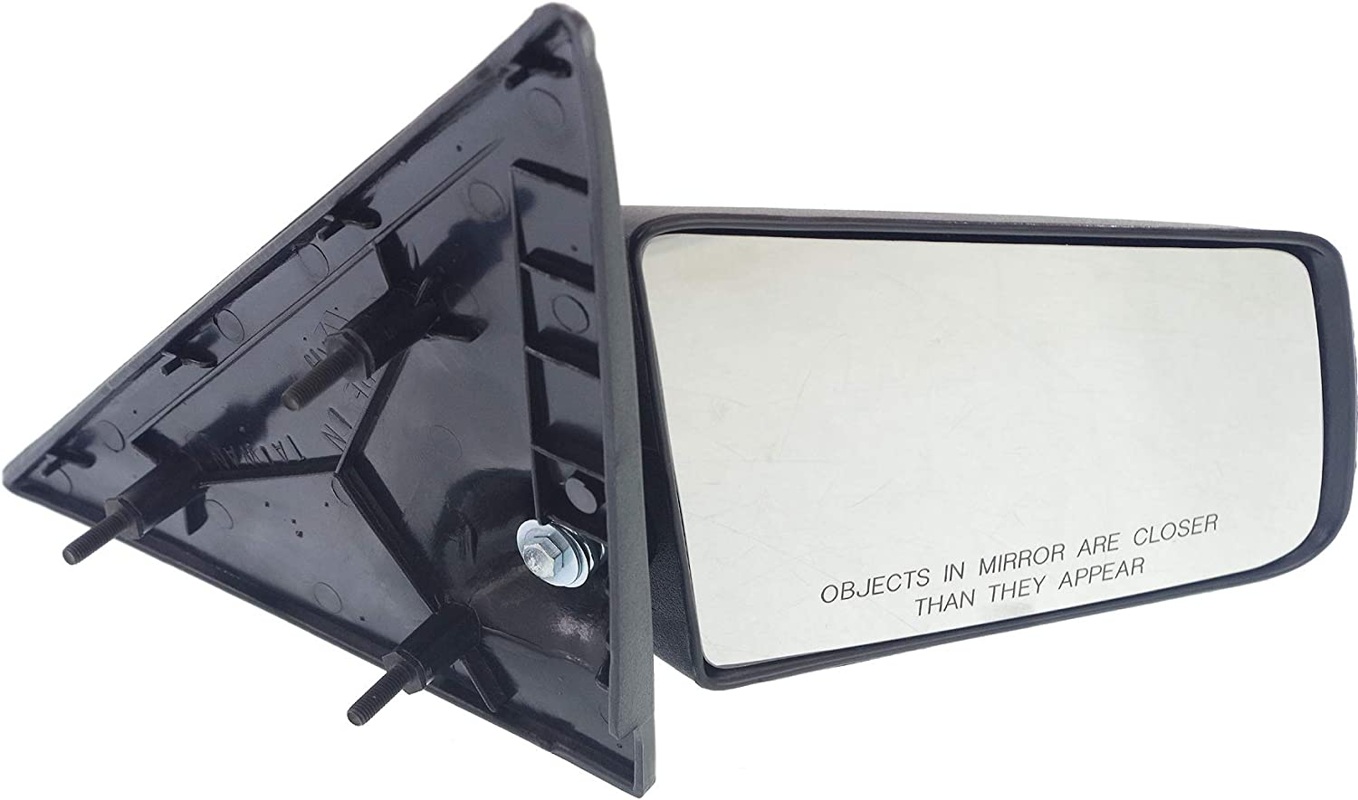 Body & Trim Mirror Compatible with 1994-2004 Chevrolet S10/GMC ...