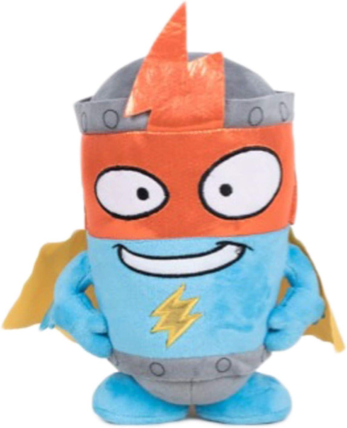 SuperZings - Peluches Calidad Super Soft (19cm, Kid Kazoom): Amazon.es: Juguetes y juegos