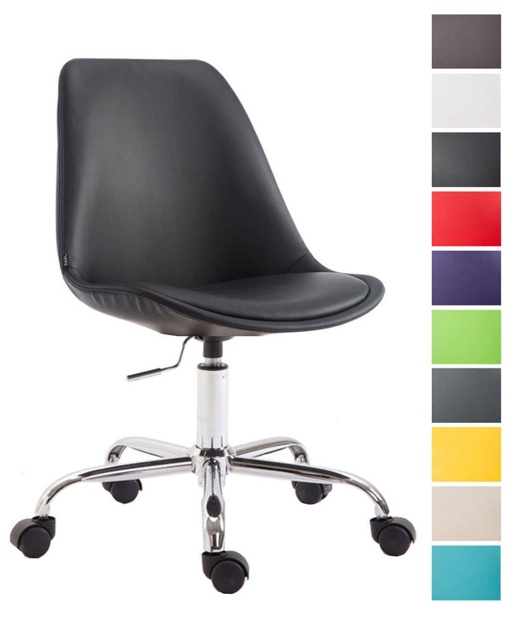 Bürostuhl Toulouse Kunstleder schwarz
