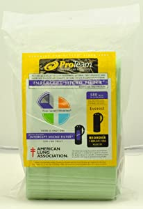 ProTeam Backpack Vac Bags