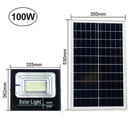 LYHONG Proyector de luz Solar 25W 40W 60W 100W 200W ...