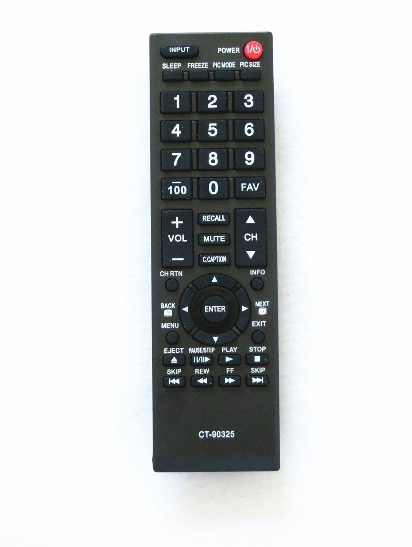 Control Remoto Smartby CT 90325 Toshiba LCD LED TV 50L220...