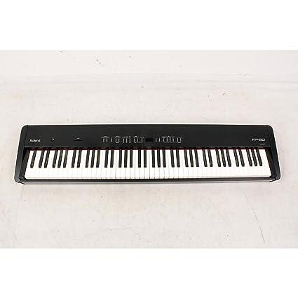 Roland - Fp 50 bk piano digital