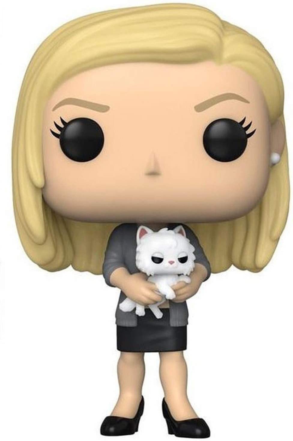 Funko Pop! the Office Angela with Sprinkles Cat Exclusive