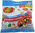 Jelly Belly Sugar Free Jelly Beans, Assorted Flavors, 2.8-Ounce Bags (Pack of 12) from Jelly Belly