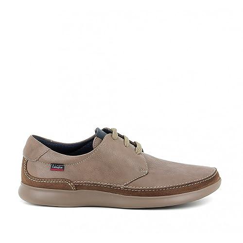 Callaghan 11200 Hombre Beige Zapatillas de Deporte Bajas Talla 44 Beige: Amazon.es: Zapatos y complementos