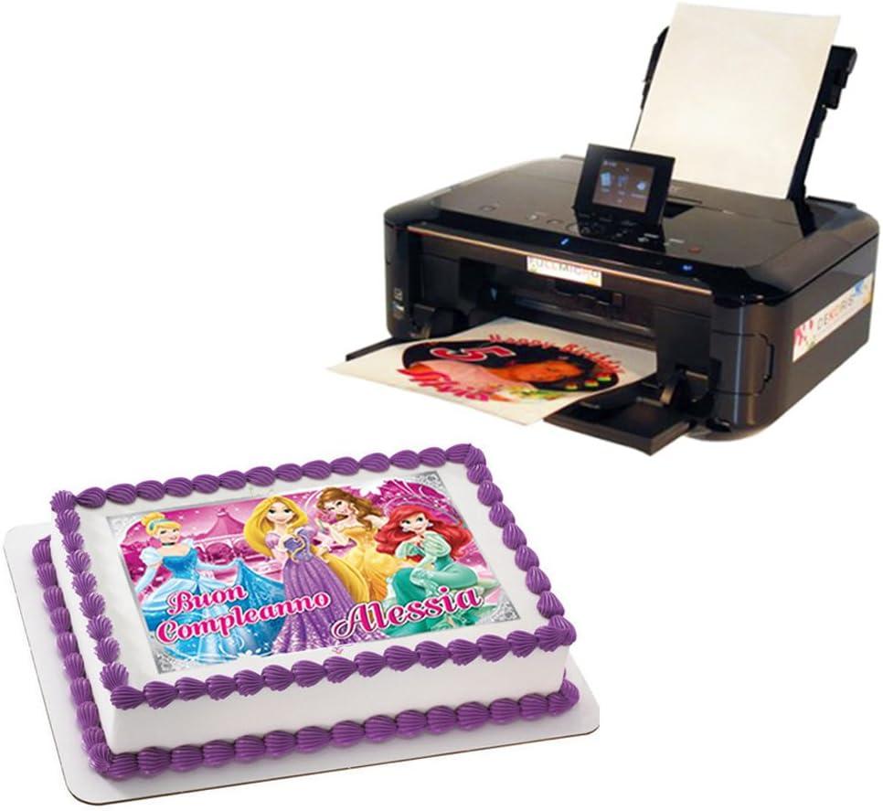 cake Cialda in ostia per torta PRIMA CONFESSIONE PERSONALIZZATA torte ostie