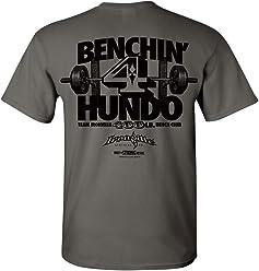 Amazon.com  Ironville Clothing Company  400 Bench Press Club 915601a2fbdd