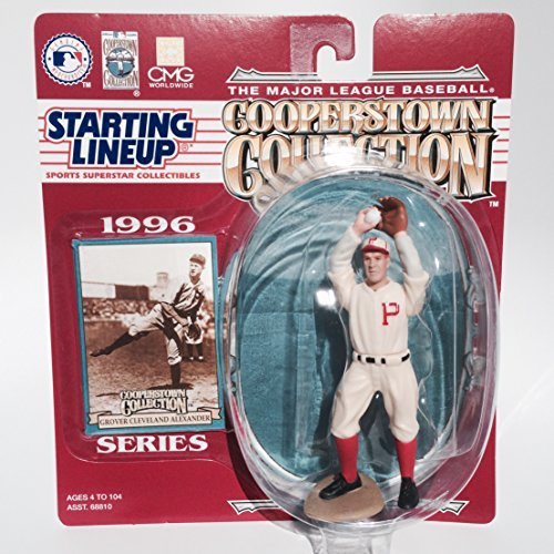 (Starting Lineup Grover Cleveland Alexander: 1996 Cooperstown Collection)