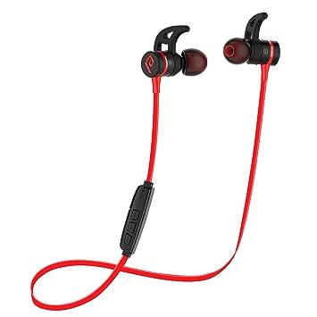 fd37c3fff8c Bluetooth Headphones, Parasom A1 Magnetic, V4.1 Wireless Stereo Bluetooth  Earphones Sport Headset