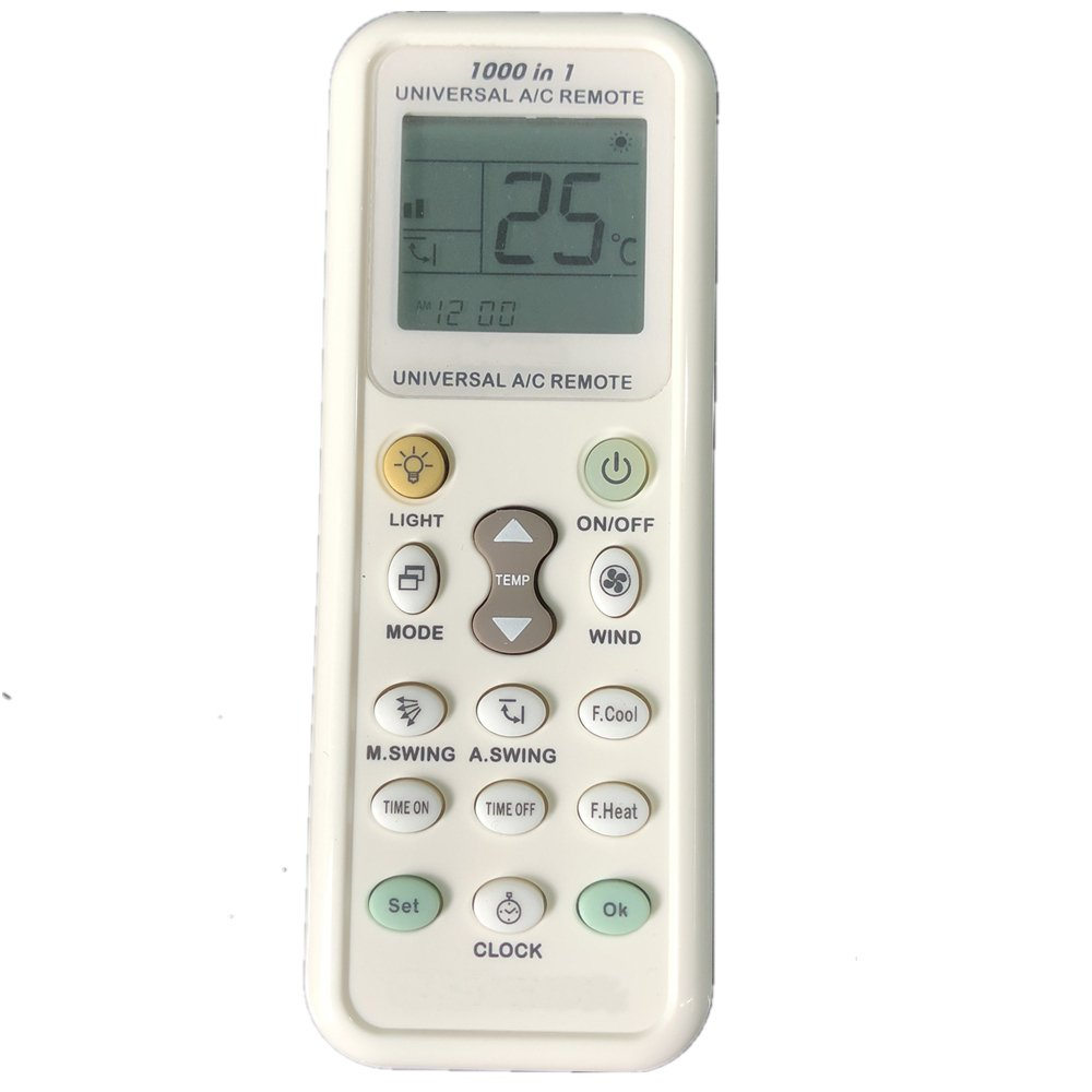 CLOB compatible remote control for Air Conditioner, SHARP -CRMC-A810JBEZ