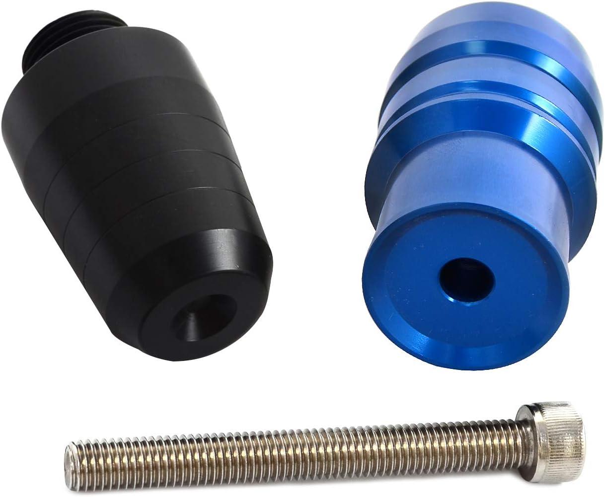 Nicecnc Glod Crash Pads Exhaust Sliders Body Protector Replace YAMAHA /YZF-R3//MT-03 2015-2016,HONDA CB1100 2010-2016 CB1100EX 2013 2014 2015