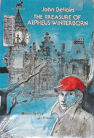 book cover of The Treasure of Alpheus Winterborn