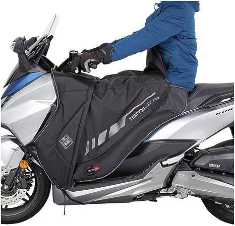 Motodak Tablier Couvre Jambe Tucano pour Honda 125 Forza 2018+ 300 Forza 2018+ termoscud r198-x