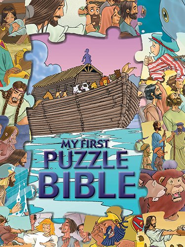 Read Online Bible Puzzles Board Book My first Bible Puzzles Jigsaw Puzzle Bible PDF