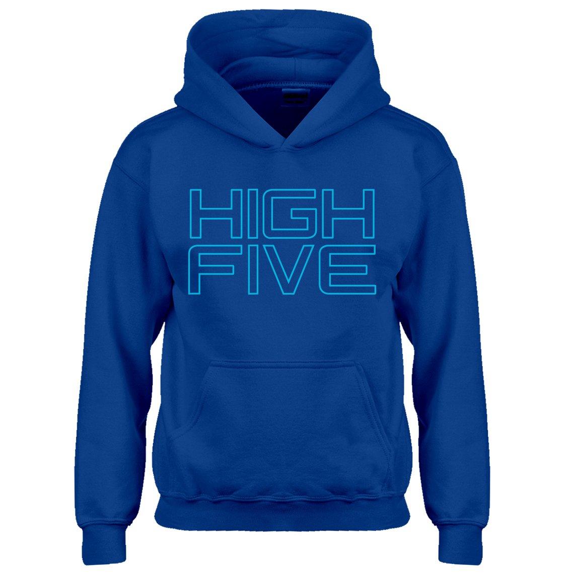 Indica Plateau Youth High Five Kids Hoodie