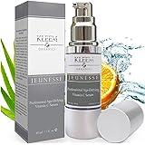 Kleem Organics Vitamin C Serum for Face with Hyaluronic Acid & Vitamin E   Natural Anti Aging Face Serum   Best Anti Wrinkle