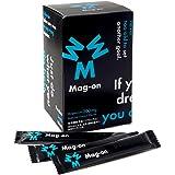 Mag-on30包入り 持久系アスリート向け水溶性マグネシウムサプリメント マグ・オン