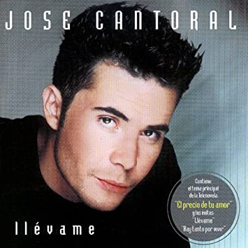 b2360677c6 Jose Cantoral - Llevame - Amazon.com Music
