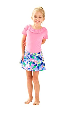 89b0831fe3d1e1 Lilly Pulitzer Kids Baby Girl's Sam Skort (Toddler/Little Kids/Big Kids)