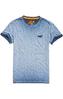6d780ed93b Superdry Men s Short Sleeve Slub Pocket Tee Shirt