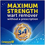 Compound W Maximum Strength One Step Plantar Wart
