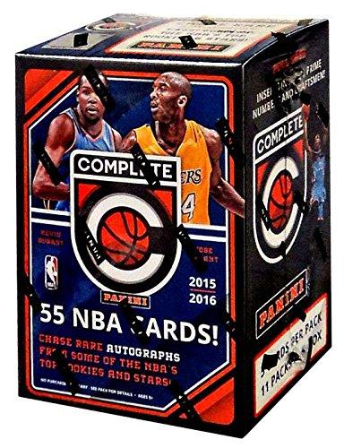 2015 2016 Panini Complete NBA Basketball Series Unopened Blaster Box
