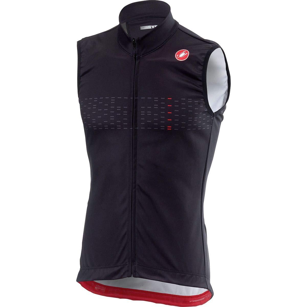 Castelli Thermal Pro Vest - Men's Light Black, L by Castelli