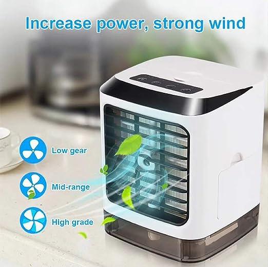 KTLF-LEI Portatil Cooler, Climatizador Evaporativo, Aire ...