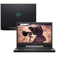 "Notebook Dell G5 15 Gaming, G5-5590-A25P, 9ª Geração Intel Core i7-9750HQ Hex Core, 16 GB RAM, HD 1TB + 128GB SSD, NVIDIA® GeForce® GTX 1660 Ti 6GB GDDR6, Tela 15.6"" LED Full HD, Windows 10, Preto"