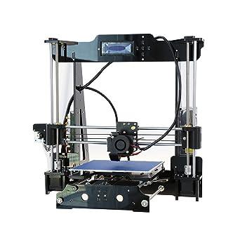 CoMott® New Desktop DIY 3D Printer Kits DIY Assembled Auto Leveling