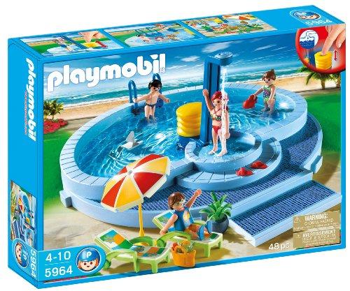Playmobil pool buy online in uae toys and games - Playmobil swimming pool best price ...