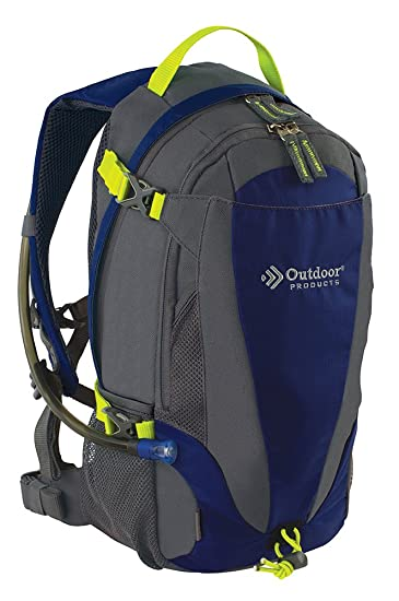 Amazon.com : Outdoor Products Mist Hydration Pack, Dress Blues ...