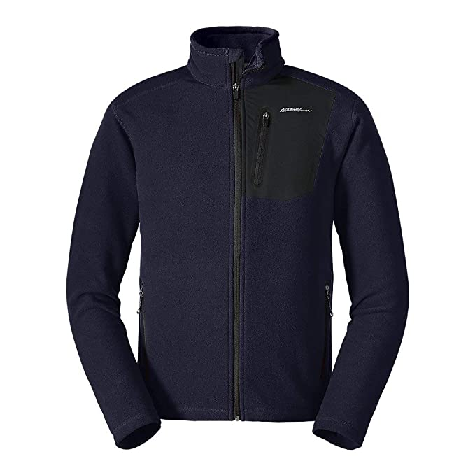 Eddie Bauer Mens Cloud Layer Pro Full-Zip Jacket