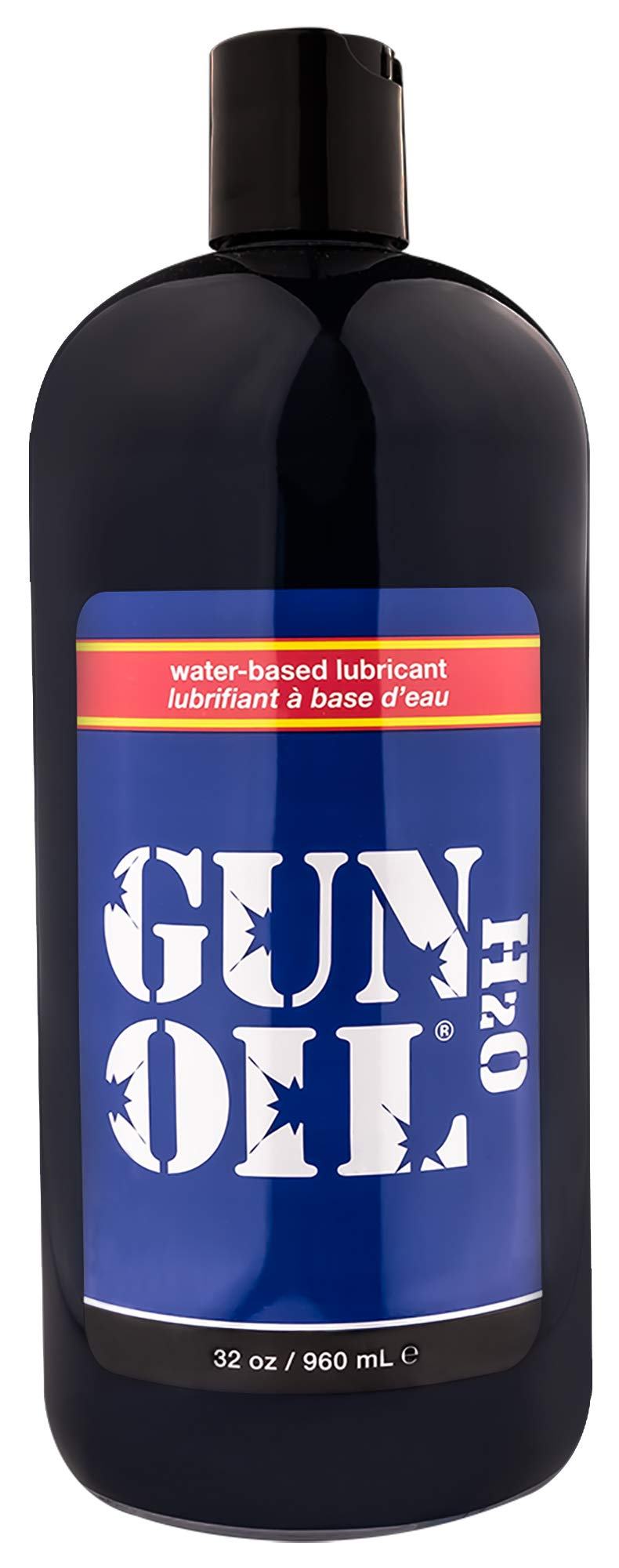 GUN OIL - H2O Water-Based Lubricant (32 oz) by Gun Oil