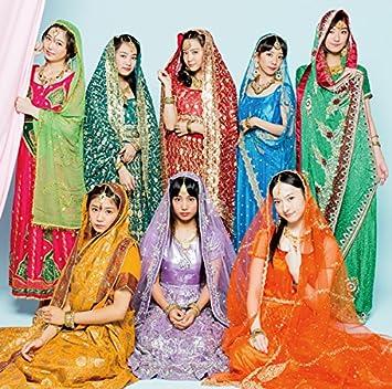 サリー風の衣装がかわいい私立恵比寿中学