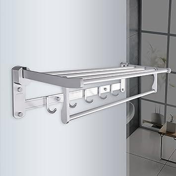Bxgj Handtuchhalter Badezimmer Handtuchhalter Space