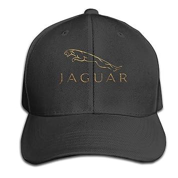 ad7ca724ecaf Hittings LowkeyNr1 Jaguar Adjustable Peaked Baseball Caps Hats Duck Tongue  Hat For Mens Womens Black