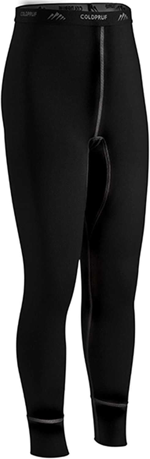 ColdPruf Youth Quest Performance Base Layer Pants, Black, X-Large