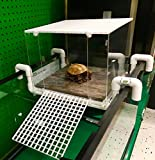 Large Turtle Tower Above Tank Acrylic Model Turtle Basking Platform Turtle Dock Basking Dock Turtle Tank Accessory
