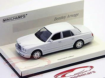 bentley arnage t 1:43 minichamps